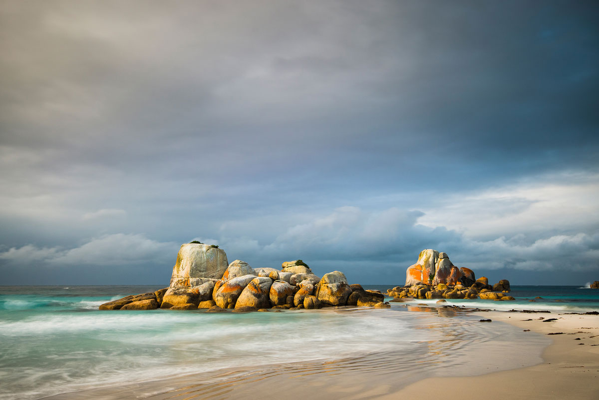 Nick monk photography tasmania landscape photographer for Landscaping rocks tasmania